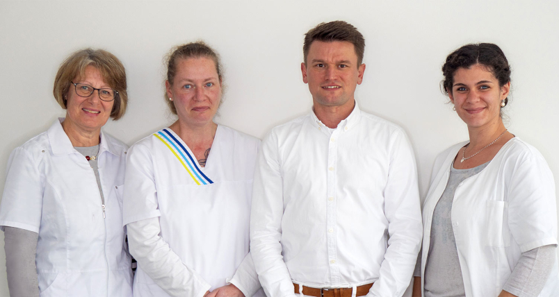Urologie Neusäß - Team